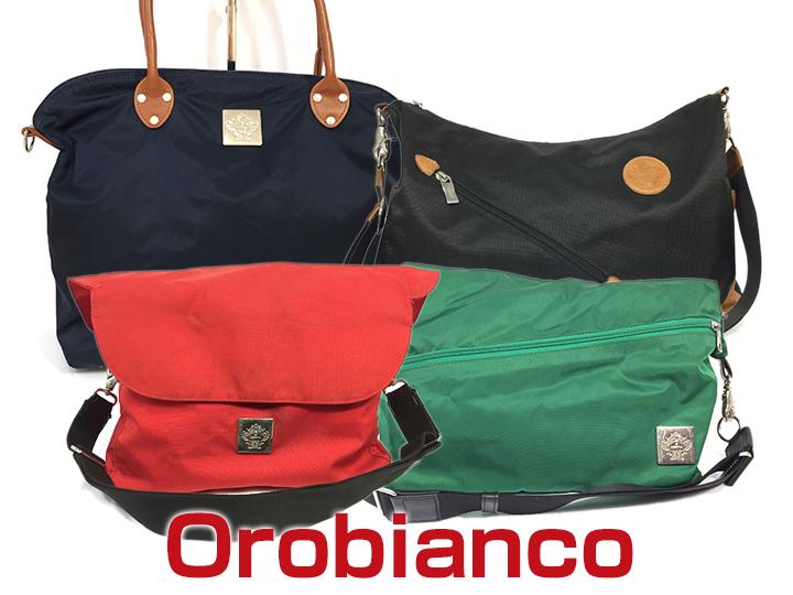 オロビアンコのショルダーバッグ 買取りました