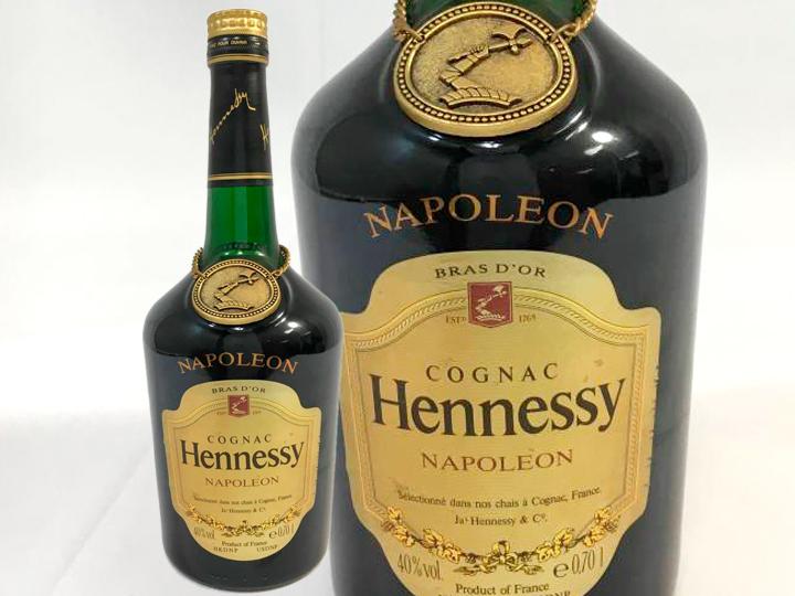 ヘネシー ナポレオン 買取りました!