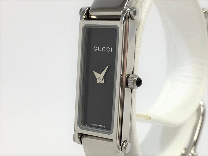 グッチのレディース腕時計 買取りました