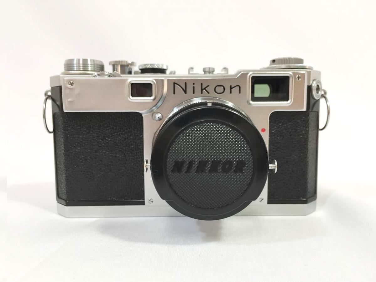 RFカメラ ニコン S2 買取りました