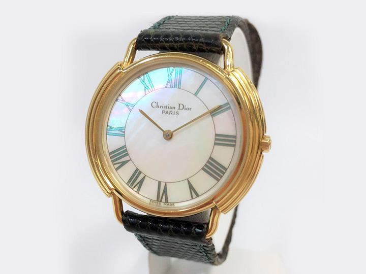 ディオール 腕時計 買取りました