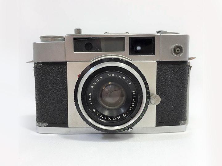 平間店でリコーのレンジファインダーカメラ 買取りました