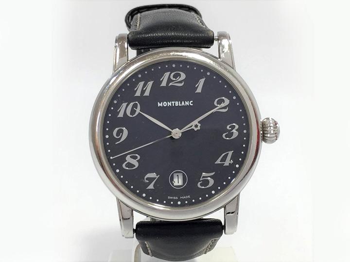 モンブラン マイスターシュテュック 腕時計 買取りました