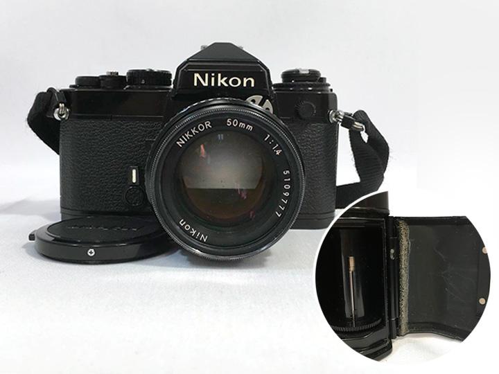 ニコン 一眼レフカメラ 買取りました