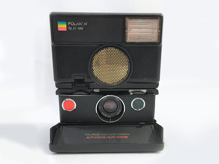 ポラロイドカメラ SLR680 買取りました