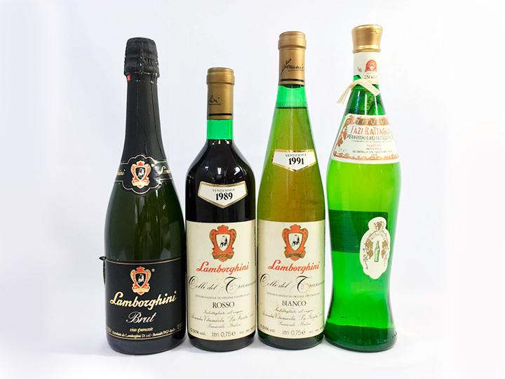 イタリア ワイン 買取りました