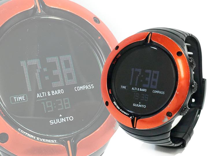 時計買取事例 スント コア エベレスト