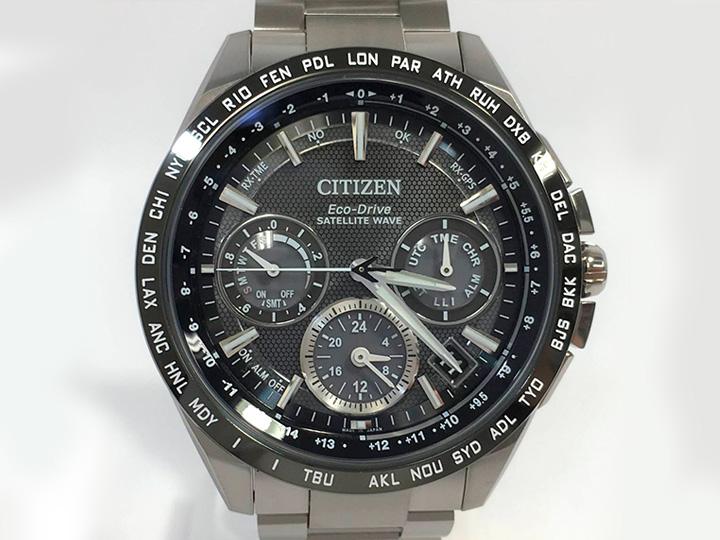 時計買取事例:シチズン アテッサ エコドライブ
