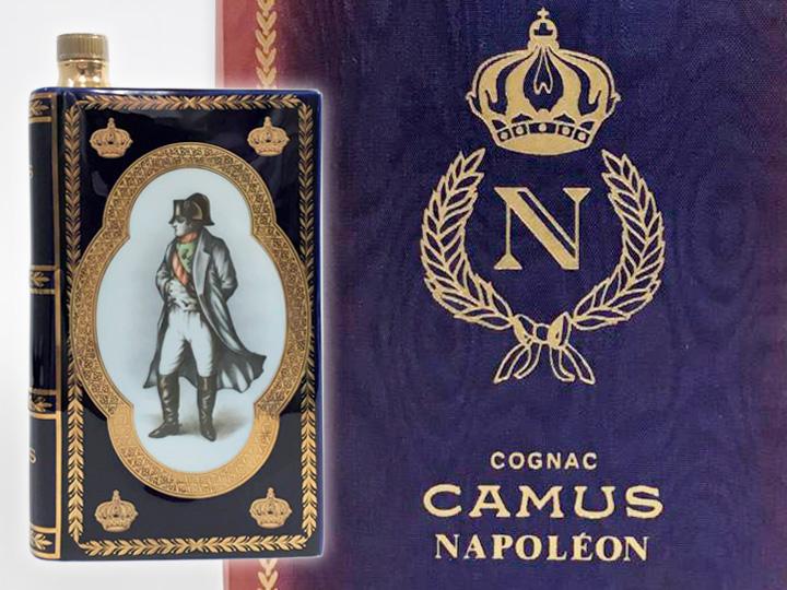 お酒買取事例:カミュ ナポレオン ブック 青