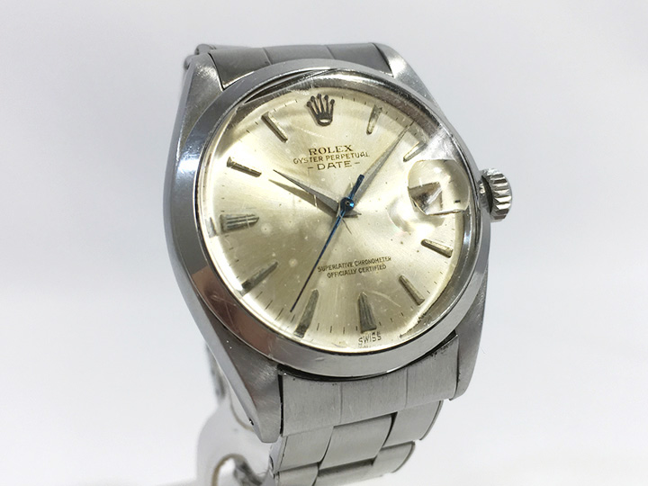時計買取事例:ロレックス オイスターパーペチュアルデイト