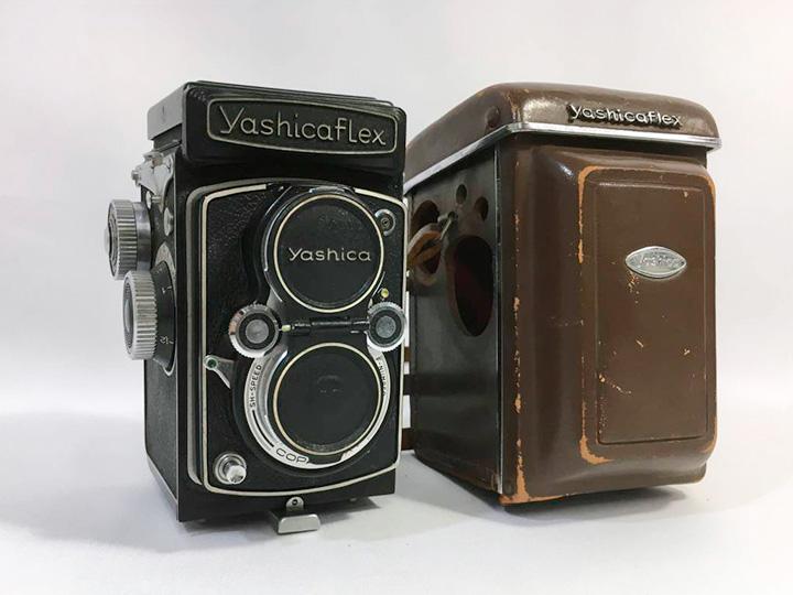 カメラ買取事例:ヤシカ 二眼レフカメラ COPAL-MXV