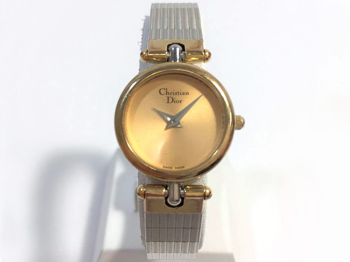 時計買取事例:クリスチャンディオール ファッションウォッチ