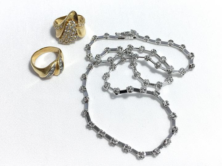 ジュエリー買取事例:ダイヤモンド