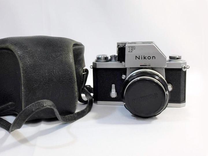 カメラ買取事例:ニコンF フォトミック