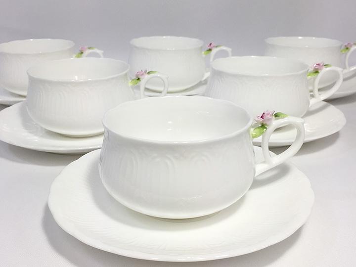 洋食器買取事例:マルリ ティーカップ&ソーサー