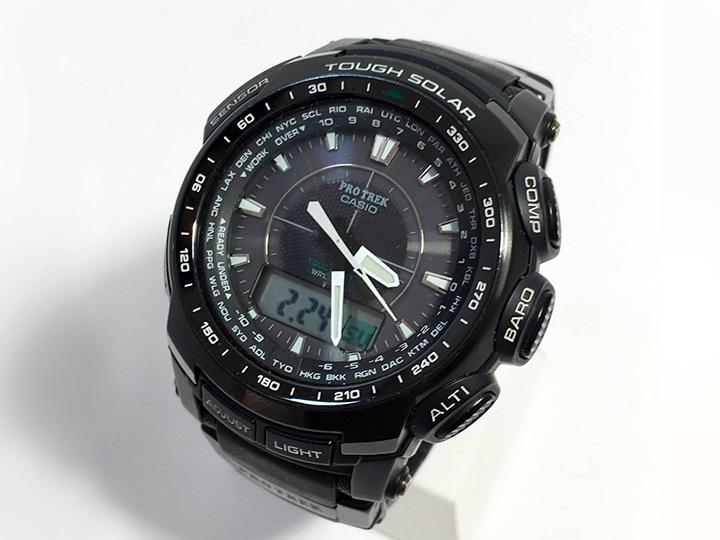 時計買取事例:カシオ プロトレック