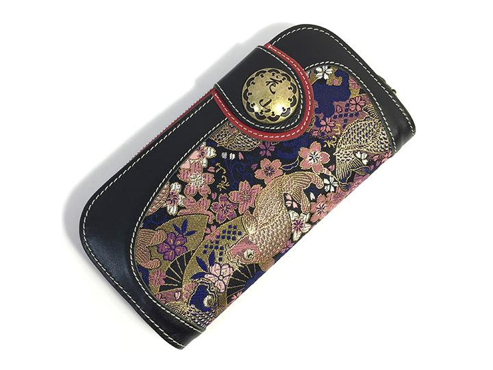ブランド品買取事例:花山 長財布
