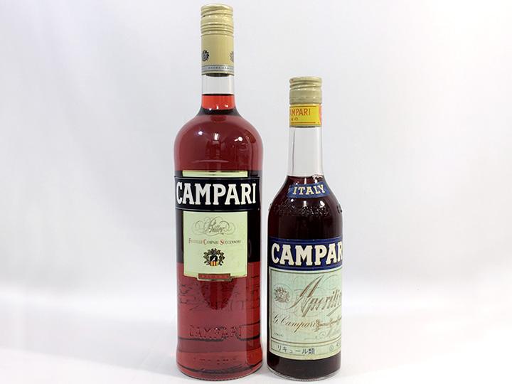お酒買取事例:カンパリ
