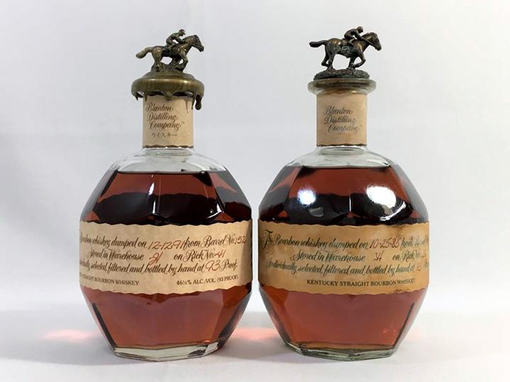 お酒買取事例:ブライトン バーボン ウイスキー