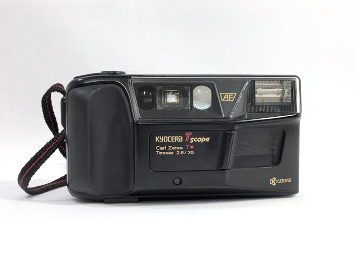 カメラ買取事例:京セラ Tスコープ