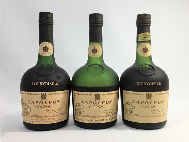 お酒買取事例:クルボアジェ ナポレオン