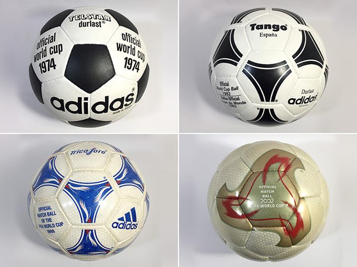 コレクション買取事例:アディダス サッカーボール