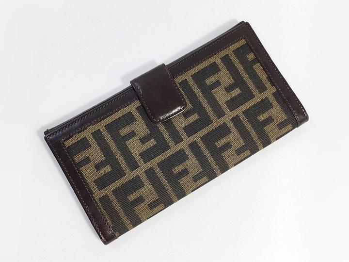 ブランド品買取事例:フェンディ 財布