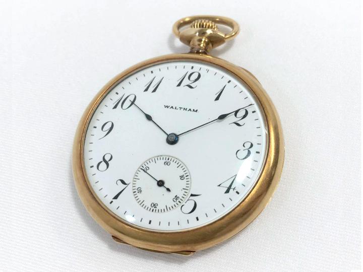 懐中時計買取事例:ウォルサム