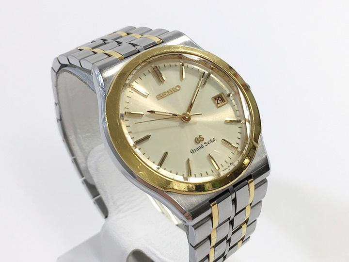 時計買取事例:グランドセイコー