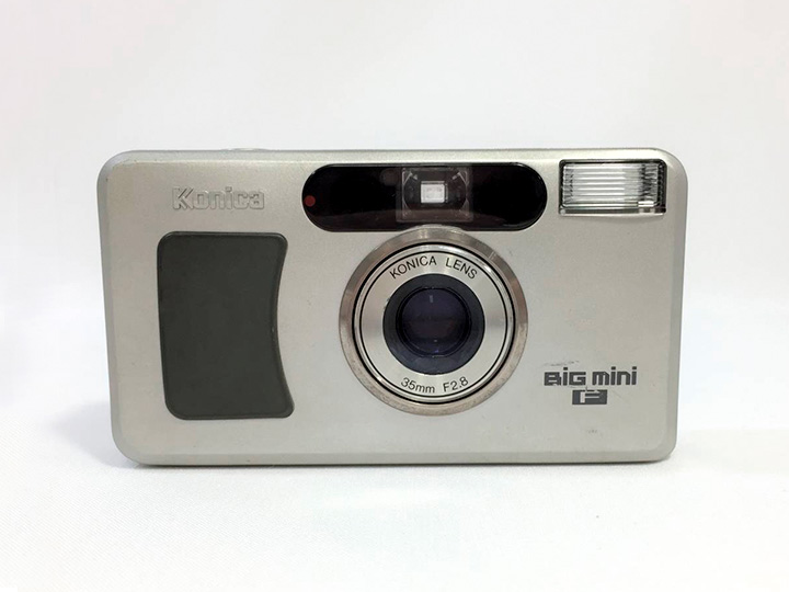 カメラ買取事例:コニカ BiG mini