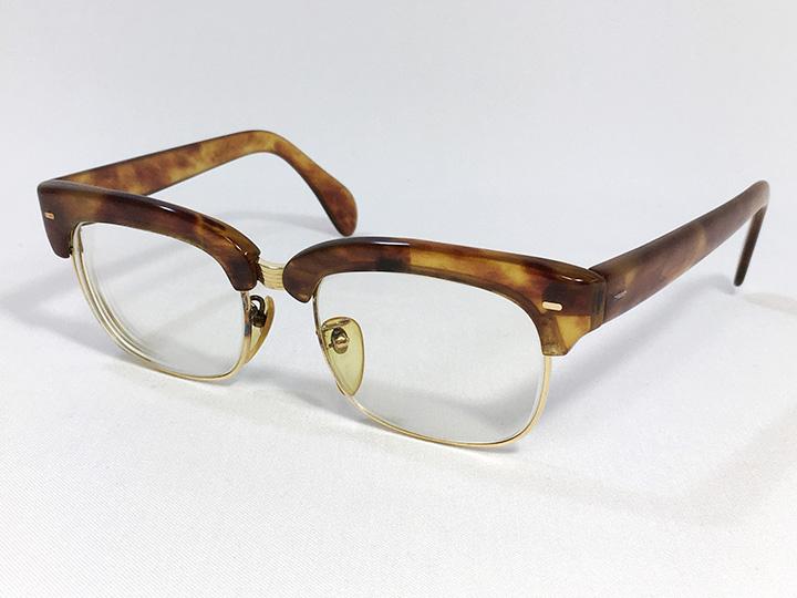 べっ甲買取事例:メガネ 眼鏡フレーム