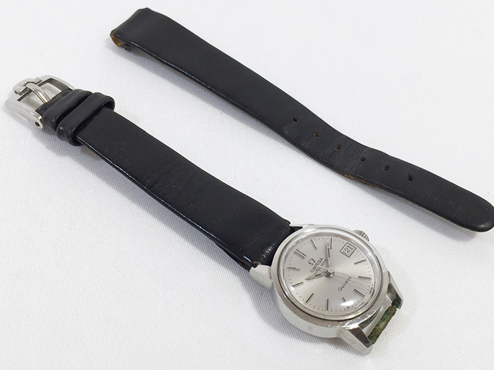 時計買取事例:オメガ ジュネーブ