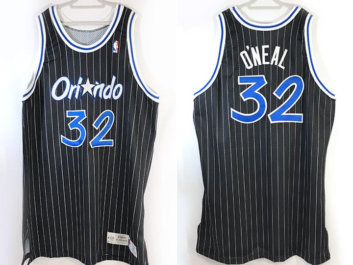 ユニフォーム買取事例:NBA シャキール・オニール