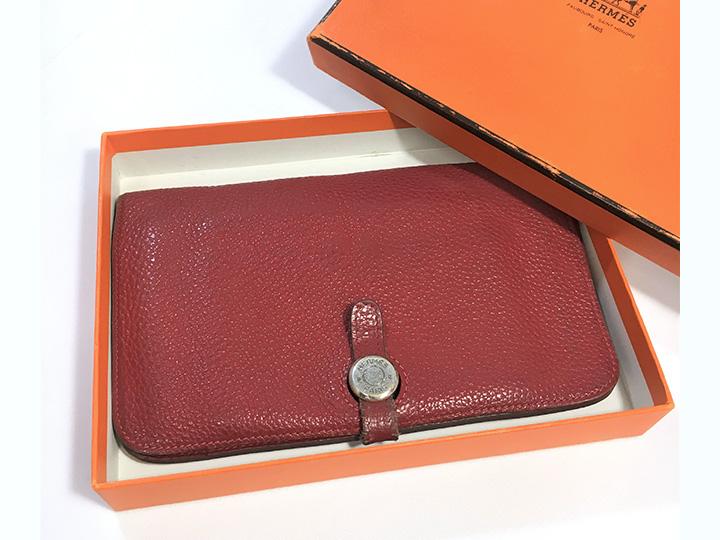 エルメス買取事例:財布 ドゴンGM