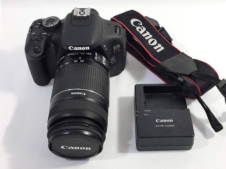 カメラ買取事例:Canon EOS Kiss X5