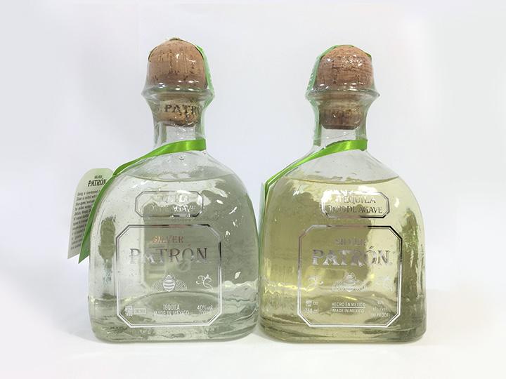 お酒買取事例:テキーラ パトロン