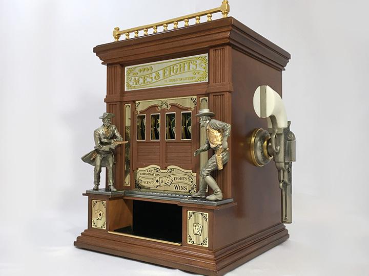 フランクリンミント買取事例:スロットマシン