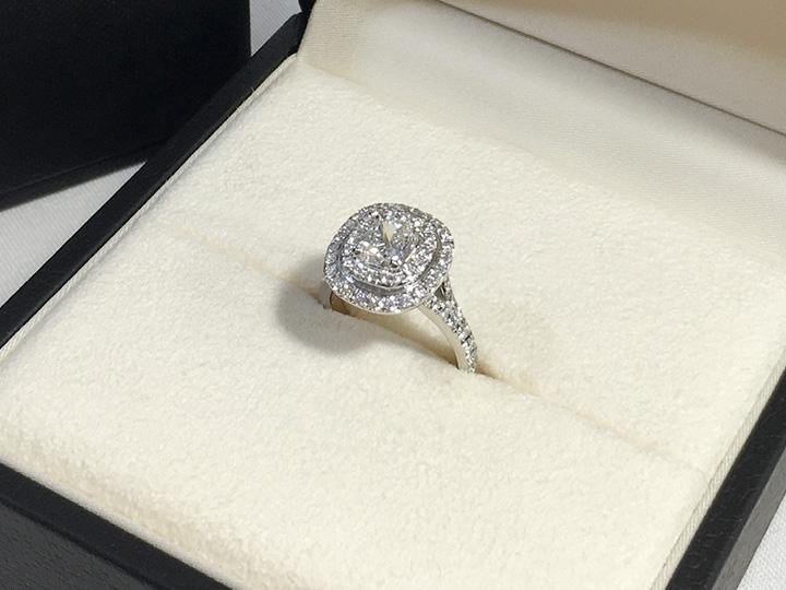ジュエリー買取事例:ダイヤモンド リング