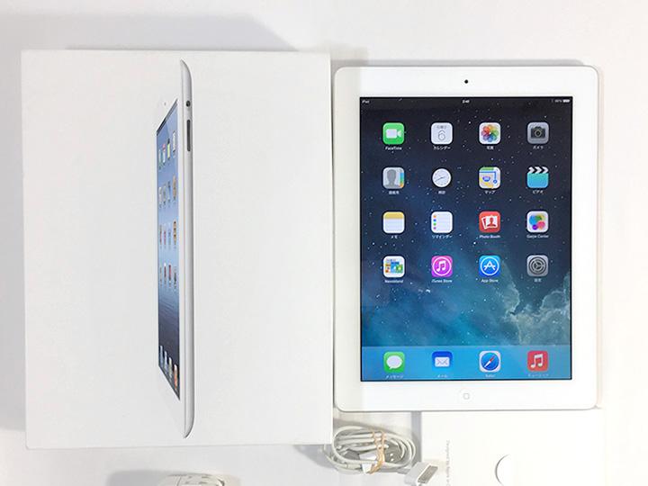 iPad買取事例:第3世代 Wifiモデル