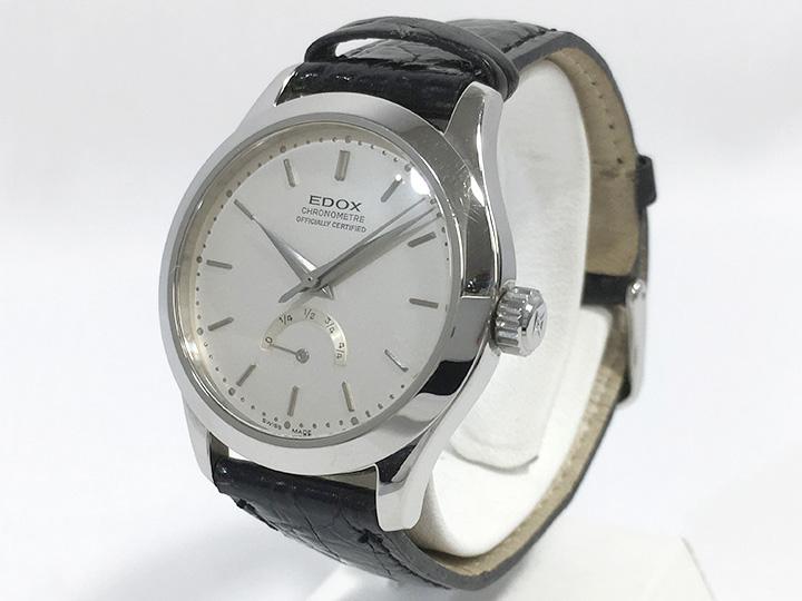 時計買取事例:エドックス クロノメーター
